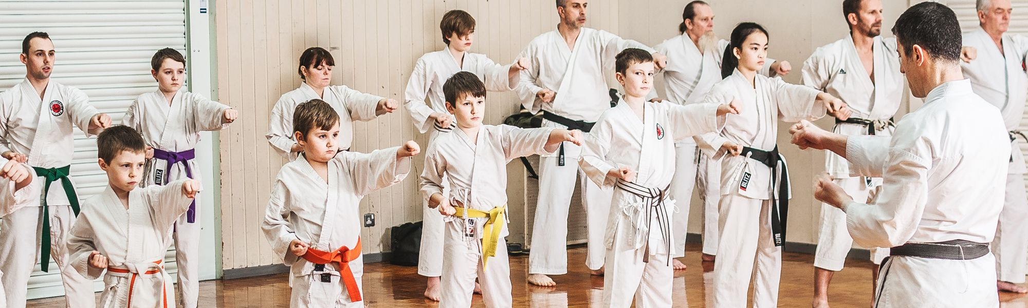 Karate classes In Nottingham
